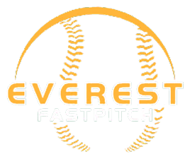 Everest Fastpitch Softball Logo